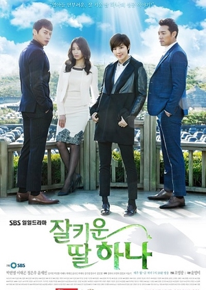 image of drama One Well-Raised Daughter (2013) [KDRAMA]